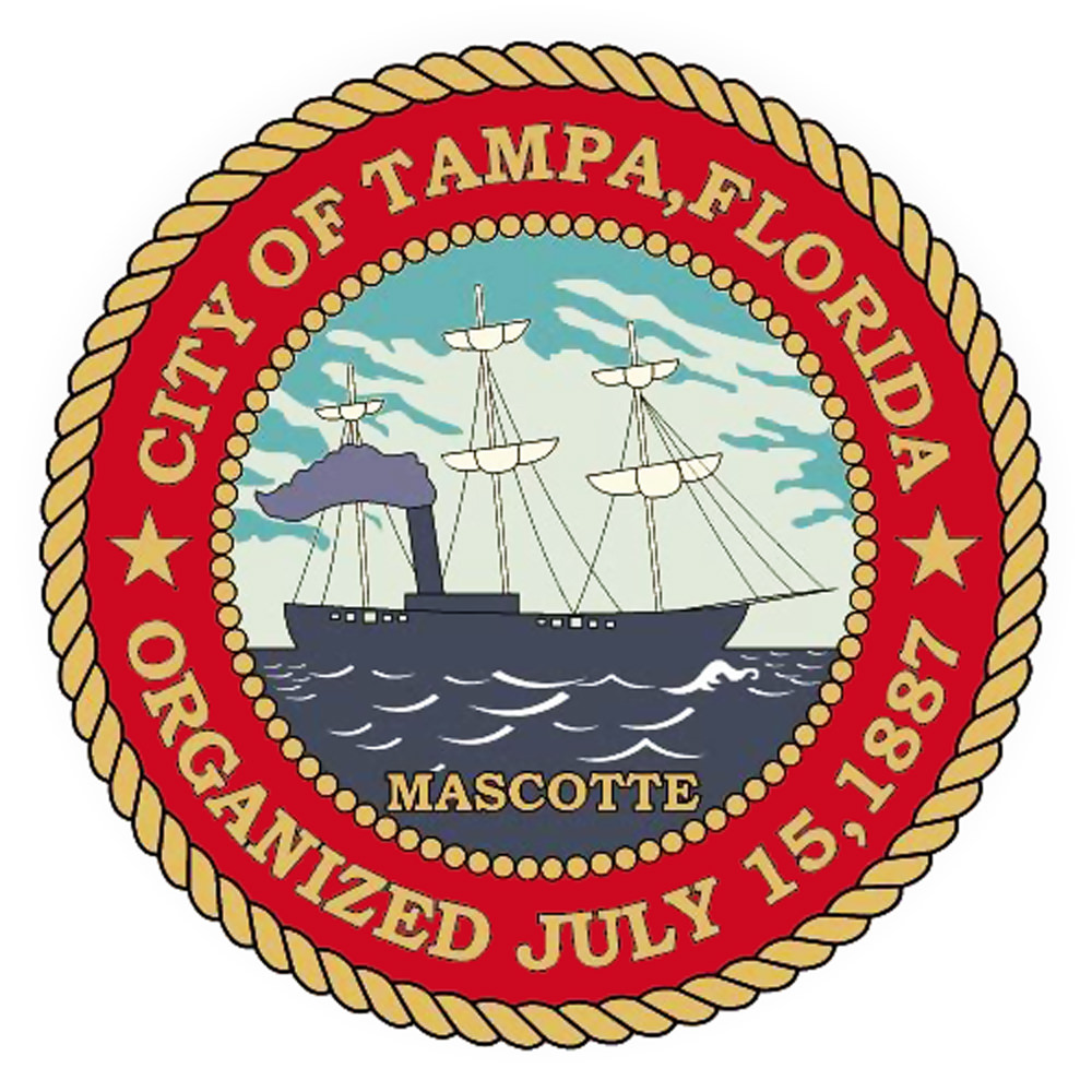 Seal of the City of Tampa